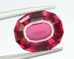 Top Color 4.70 Ct Natural Mahenge Garnet From Tanzania