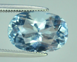 Top Grade 3.65 ct Attractive Color Aquamarine
