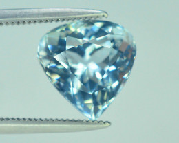 Top Grade 2.90 ct Attractive Color Aquamarine