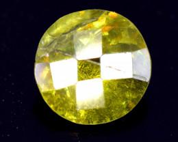NR Auction - 1.00 Carats Natural Chrome Sphene Gemstone