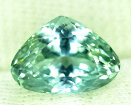 NR 12.00 Carats Green Color Spodumene Gemstone