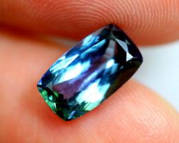 2.17cts Violet Blue D Block Tanzanite / BIN233