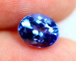 2.48cts Violet Blue D Block Tanzanite / BIN236