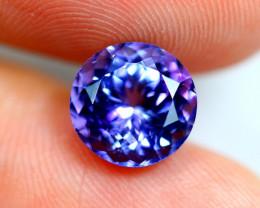 2.94cts Violet Blue D Block Tanzanite / BIN237