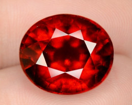 13.55 Cts World Very Rare Red Color Natural Spessartite Garnet Gemstone