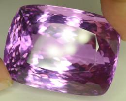 224 Cts ~  Pink Kunzite Gemstone