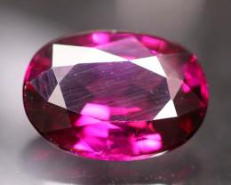 Rhodolite 2.79Ct Natural VVS Cherry Red Rhodolite Garnet 17AF774