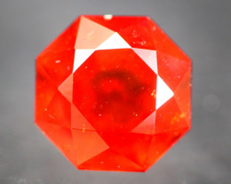 Spessartite 3.18Ct Master Cut Orange Spessartite Garnet 14AF205