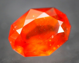 Spessartite 3.43Ct Master Cut Orange Spessartite Garnet 14AF207