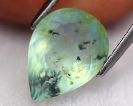 Paraiba Opal 2.46Ct Natural Peruvian Paraiba Blue Color Opal 15AF367