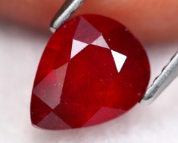 Ruby 1.92Ct Vivid Red Mozambique Red Ruby 15AF382