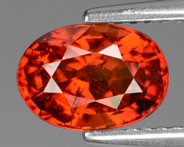 2.15 Carat Untreated AAA Red Color Natural Spessartite Garnet Gemstone
