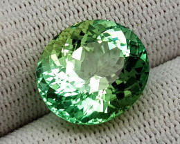 14.35 CT  GREEN SPODUMENE BEST QUALITY GEMSTONE IIGC57