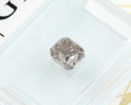1.04 Natural Fancy Brown Diamond GIA certified