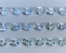 58.53 Carats Topaz Gemstones