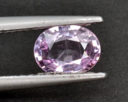 Natural Pink Sapphire 1.04 Cts