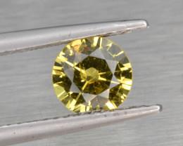 Natural Rare Alexandrite Gemstone 1.11 Cts