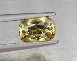 Natural Rare Alexandrite Gemstone 1.36 Cts