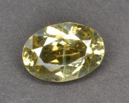 Natural Rare Alexandrite Gemstone 2.10 Cts