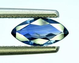 1.00 Carats Gorgeous Color Royal Blue Sapphire