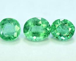 2.10 Carats Panjshir Emerald Gemstone