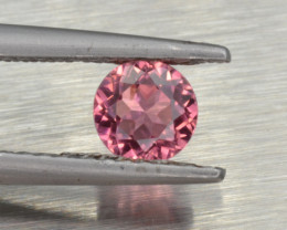 Natural Pink Tourmaline 0.46 Cts Good Quality Gemstone