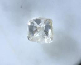 0.01 ct G/H I1 vintage diamond