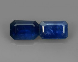1.55 CTS WOW!! BEAUTY~MAJESTIC RARE NATURAL BLUE SAPPHIRE MADAGASCAR