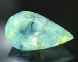 Paraiba Opal 2.38Ct Natural Peruvian Paraiba Blue Color Opal 16AF403