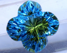 2.10 CTS -TOPAZ FLOWER CARVING    LG-17