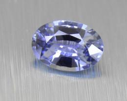 Ceylon Blue Sapphire 0.66ct well-cut (01654)