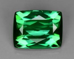 1.06 Carat No Treatment AAA Green Color Natural Tourmaline Gemstone