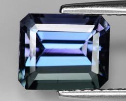 2.74 Carat Violetish Blue Color Natural Tanzanite Loose Gemstone
