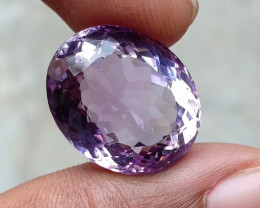 22.80 CT TOP QUALITY AMETHYST Natural+Untreated VA2686