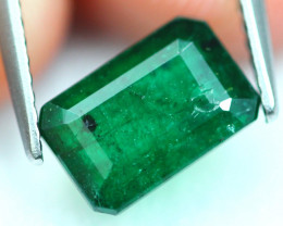 Emerald 2.02Ct Natural Zambian Imperial Green Emerald 16AF551