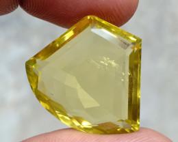 26.65 CT LEMON QUARTZ Top Quality Gemstone Natural Untreated VA2723