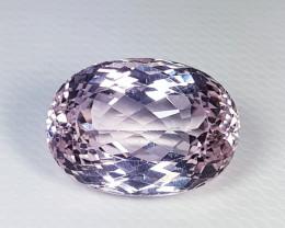 8.40 ct Top Quality  Gem Stunning Oval Cut Natural Pink Kunzite