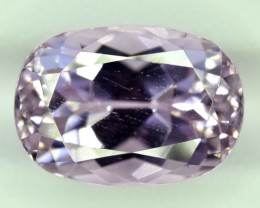 NR Auction 8.00 Carats Top Quality Pink Color Kunzite Gemstone