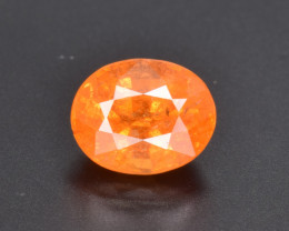 Natural Spessertite Garnet 0.90 Cts