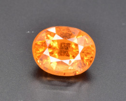 Natural Spessertite Garnet 0.92 Cts