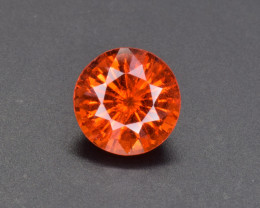 Natural Spessertite Garnet 0.93 Cts