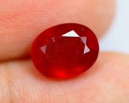 4.03cts Blood Red Colour Ruby / AK272