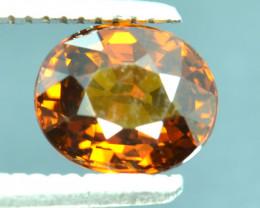 1.32 Cts Stylish Top New Rare Untreated Mali Garnet - ML2
