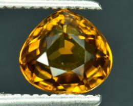 1.24 Cts Stylish Top New Rare Untreated Mali Garnet - ML5