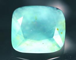 Paraiba Opal 2.52Ct Natural Peruvian Paraiba Blue Color Opal 17AF578