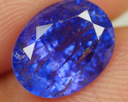 2.20 CRT WONDERFULL TANZANITE TOP COLOR GEMSTONE-
