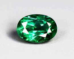 1.75 ct Exceptional High-End Emerald Certified!
