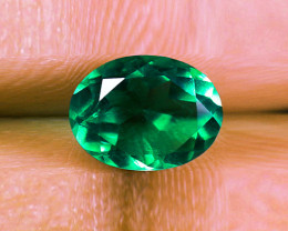 2.05 ct Top Of The Line Emerald Certified!