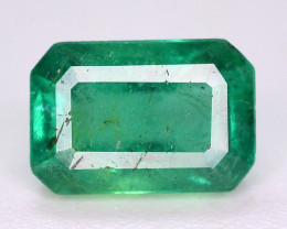 Top Quality 0.50 Ct Natural Emerald From Swat.H