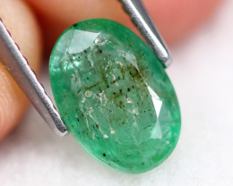 Emerald 1.37Ct Natural Zambian Imperial Green Emerald 17AF710